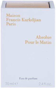Maison Francis Kurkdjian Absolue Pour le Matin eau de parfum unisex 4