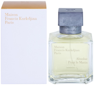 Maison Francis Kurkdjian Absolue Pour le Matin woda perfumowana unisex