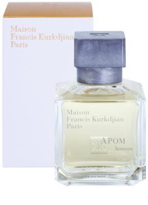Maison Francis Kurkdjian APOM pour Homme Eau de Toilette para homens 1