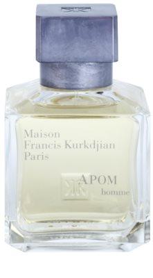 Maison Francis Kurkdjian APOM pour Homme Eau de Toilette para homens 2