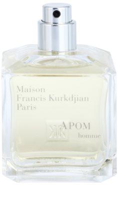 Maison Francis Kurkdjian APOM pour Homme toaletní voda tester pro muže