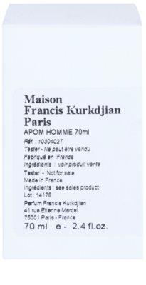 Maison Francis Kurkdjian APOM pour Homme toaletní voda tester pro muže 2