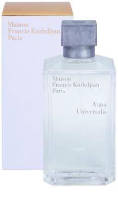 Maison Francis Kurkdjian Aqua Universalis eau de toilette unisex 1