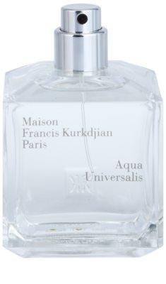 Maison Francis Kurkdjian Aqua Universalis eau de toilette teszter unisex