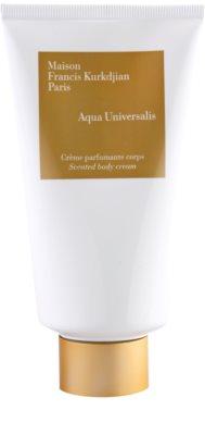 Maison Francis Kurkdjian Aqua Universalis testkrém unisex 1