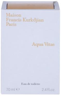 Maison Francis Kurkdjian Aqua Vitae eau de toilette unisex 4