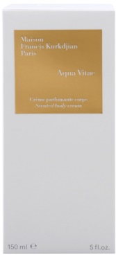 Maison Francis Kurkdjian Aqua Vitae crema de corp unisex 2