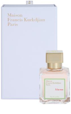 Maison Francis Kurkdjian A la Rose Eau de Parfum para mulheres 1