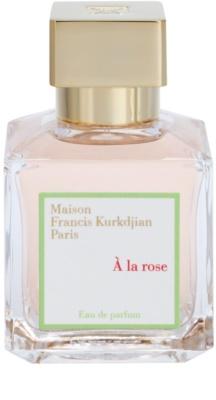 Maison Francis Kurkdjian A la Rose Eau de Parfum für Damen 2