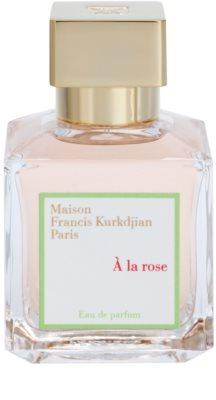 Maison Francis Kurkdjian A la Rose Eau de Parfum para mulheres 2