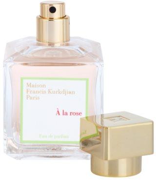 Maison Francis Kurkdjian A la Rose Eau de Parfum für Damen 3