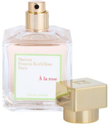 Maison Francis Kurkdjian A la Rose Eau de Parfum para mulheres 3