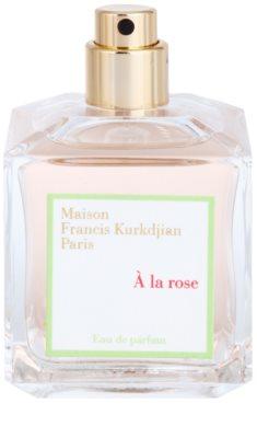 Maison Francis Kurkdjian A la Rose парфюмна вода тестер за жени