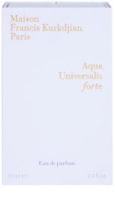 Maison Francis Kurkdjian Aqua Universalis Forte Eau de Parfum unisex 4