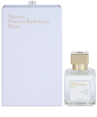 Maison Francis Kurkdjian Aqua Universalis Forte parfumska voda uniseks