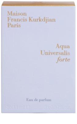 Maison Francis Kurkdjian Aqua Universalis Forte woda perfumowana unisex  uzupełnienie 2