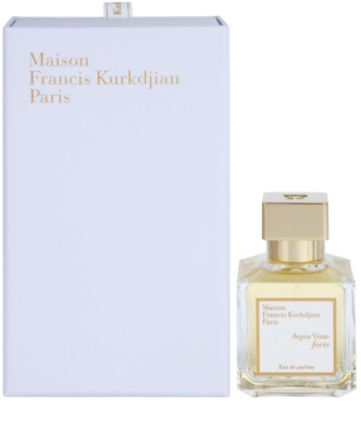 Maison Francis Kurkdjian Aqua Vitae Forte Eau De Parfum unisex