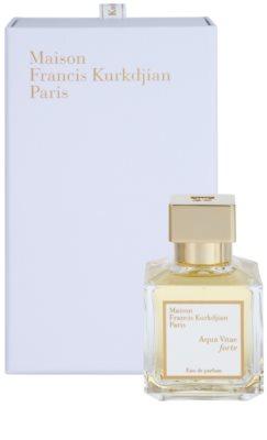 Maison Francis Kurkdjian Aqua Vitae Forte Eau de Parfum unissexo 1