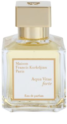 Maison Francis Kurkdjian Aqua Vitae Forte Eau de Parfum unissexo 2