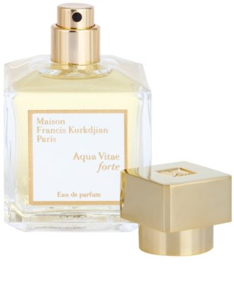 Maison Francis Kurkdjian Aqua Vitae Forte Eau de Parfum unissexo 3