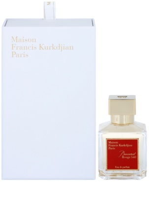 Maison Francis Kurkdjian Baccarat Rouge 540 parfumska voda uniseks