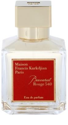 Maison Francis Kurkdjian Baccarat Rouge 540 parfumska voda uniseks 2