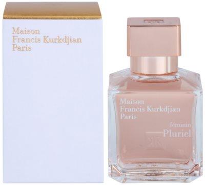 Maison Francis Kurkdjian Féminin Pluriel eau de parfum para mujer