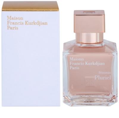 Maison Francis Kurkdjian Féminin Pluriel parfémovaná voda pre ženy