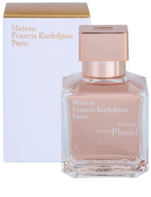 Maison Francis Kurkdjian Féminin Pluriel eau de parfum para mujer 1