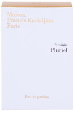 Maison Francis Kurkdjian Féminin Pluriel eau de parfum para mujer  recarga 2