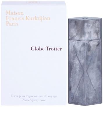 Maison Francis Kurkdjian Globe Trotter Metal Case unisex   Zinc Edition