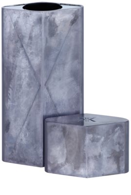 Maison Francis Kurkdjian Globe Trotter Edelstahl Etui unisex   Zinc Edition 3