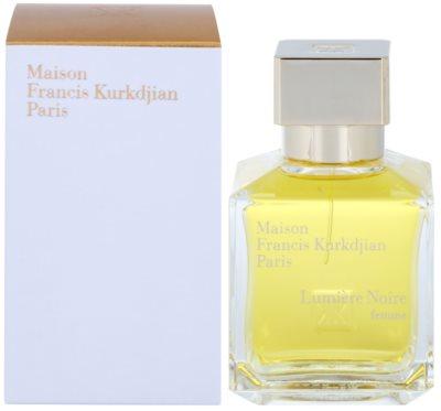 Maison Francis Kurkdjian Lumiere Noire Femme Eau de Parfum para mulheres