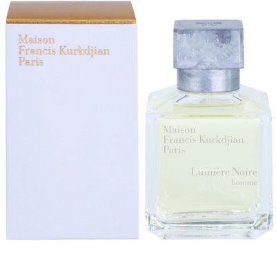 Maison Francis Kurkdjian Lumiere Noire Homme woda toaletowa dla mężczyzn