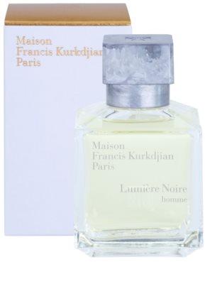 Maison Francis Kurkdjian Lumiere Noire Homme Eau de Toilette pentru barbati 1