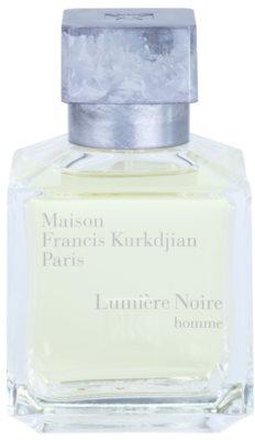 Maison Francis Kurkdjian Lumiere Noire Homme Eau de Toilette pentru barbati 2