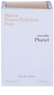 Maison Francis Kurkdjian Masculin Pluriel Eau de Toilette pentru barbati 4