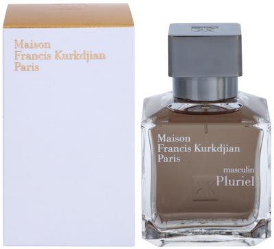 Maison Francis Kurkdjian Masculin Pluriel Eau de Toilette para homens