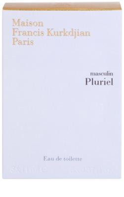 Maison Francis Kurkdjian Masculin Pluriel eau de toilette férfiaknak  töltelék 2