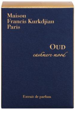 Maison Francis Kurkdjian Oud Cashmere Mood Parfüm Extrakt unisex  Ersatzfüllung 2