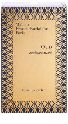 Maison Francis Kurkdjian Oud Cashmere Mood Perfume Extract unisex 4