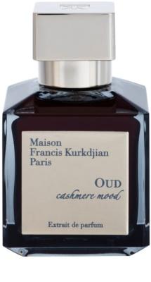 Maison Francis Kurkdjian Oud Cashmere Mood extracto de perfume unisex 2