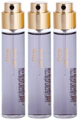 Maison Francis Kurkdjian Oud Silk Mood parfüm kivonat unisex  (3x utántöltő szórófejjel)
