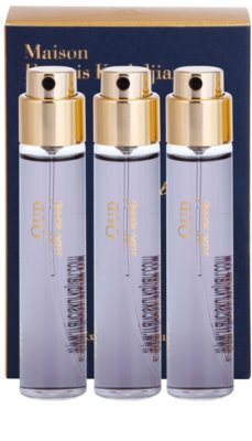 Maison Francis Kurkdjian Oud Silk Mood parfüm kivonat unisex  (3x utántöltő szórófejjel) 1