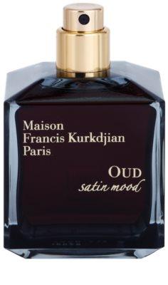 Maison Francis Kurkdjian Oud Satin Mood eau de parfum teszter unisex