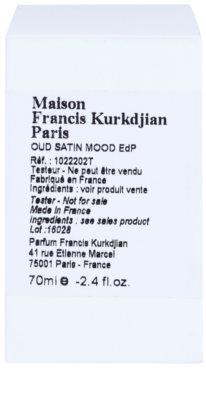 Maison Francis Kurkdjian Oud Satin Mood parfémovaná voda tester unisex 2