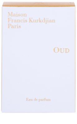 Maison Francis Kurkdjian Oud Eau de Parfum unissexo  recarga 2