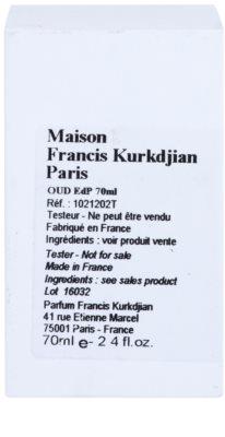 Maison Francis Kurkdjian Oud parfémovaná voda tester unisex 2