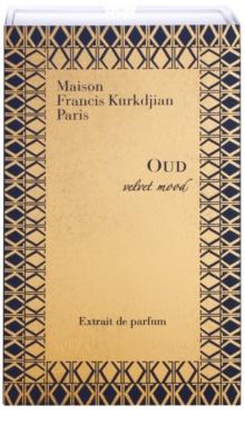 Maison Francis Kurkdjian Oud Velvet Mood extrato de perfume unissexo 3