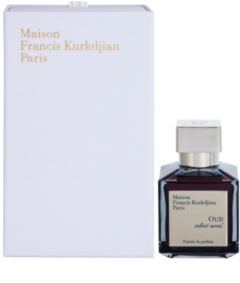 Maison Francis Kurkdjian Oud Velvet Mood extract de parfum unisex